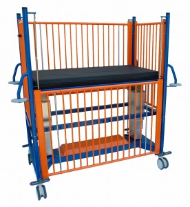 Perlei Childrens Electrical Cot