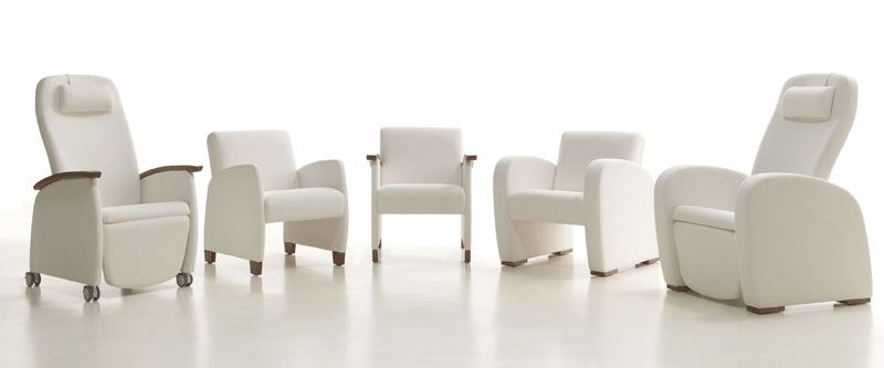 Domus Chairs at the Liverpool Heart & Chest Hospital